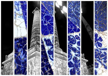 Vendôme bleu Jérôme Revon
