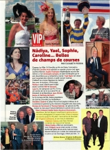 TV Magazine - juillet 2009 - Jérôme Revon