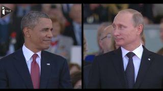 Jerome Revon - Semaine des medias - Poutine - Obama