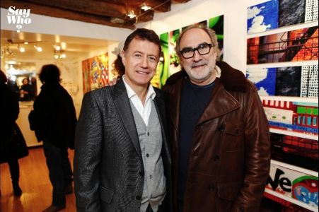 New heArt Gallery - Jerome Revon
