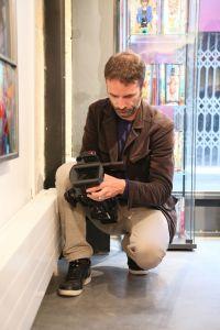 Vernissage Alexandre Cadain - Jerome Revon